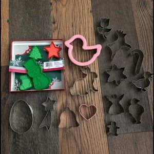 Cookie cutters all different kinds